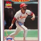 1991 Topps Glossy All Stars #16 Ozzie Smith