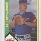 1990 Calgary Cannons CMC #4 Pat Rice