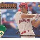 1994 Upper Deck #293 Juan Gonzalez HFA
