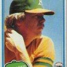 1981 Topps #133 Jeff Cox RC
