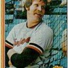 1982 Topps #457 Tim Stoddard