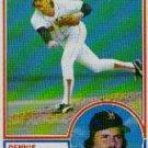 1983 Topps #270 Dennis Eckersley