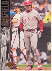 1994 Upper Deck #398 Chris James