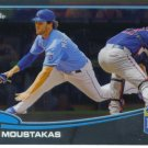 2013 Topps Chrome #177 Mike Moustakas