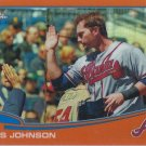 2013 Topps Chrome Orange Refractors #159 Chris Johnson