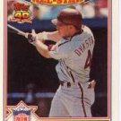 1991 Topps Glossy All Stars #18 Len Dykstra