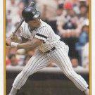 1987 Topps Glossy Send-Ins #21 Rickey Henderson
