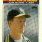 1990 K-Mart #32 Mark McGwire