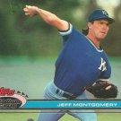 1991 Stadium Club #369 Jeff Montgomery