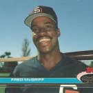1991 Stadium Club #357 Fred McGriff