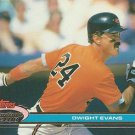 1991 Stadium Club #351 Dwight Evans
