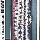1973 Topps #434 San Francisco Giants TC