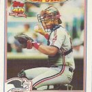 1991 Topps Glossy All Stars #9 Sandy Alomar Jr.
