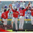2010 Topps #38 Houston Astros