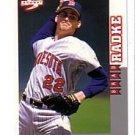 1998 Score Rookie Traded #110 Brad Radke