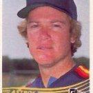 1984 Donruss #136 Mike Scott