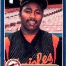 1986 Fleer #273 Ken Dixon