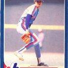1986 Fleer #254 Gary Lucas