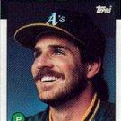 1986 Topps 281 Steve Mura