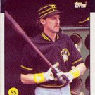 1986 Topps 289 Johnnie LeMaster