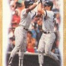 1987 Topps 406 Yankees Team