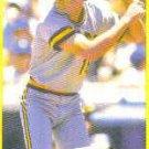 1990 Fleer 481 Andy Van Slyke