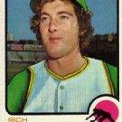 1973 Topps #587 Rich McKinney