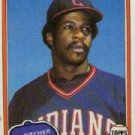 1981 Topps #99 Eric Wilkins