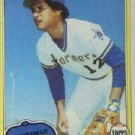 1981 Topps #306 Juan Beniquez DP