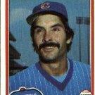 1981 Topps #450 Dave Kingman DP
