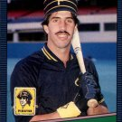 1986 Donruss 566 Sid Bream