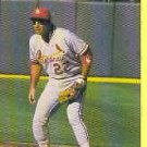 1987 Classic Update Yellow/Green Backs #148 Jack Clark