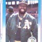 1987 Fleer #392 Alfredo Griffin
