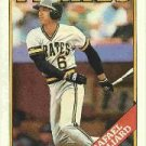 1988 Topps 221 Rafael Belliard