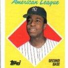 1988 Topps 387 Willie Randolph AS