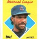 1988 Topps 401 Andre Dawson AS