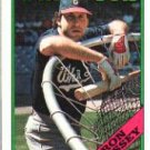 1988 Topps 458 Ron Hassey