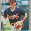 1989 Fleer 588 Jeff Blauser
