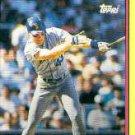 1989 Toys'R'Us Rookies #5 Jay Buhner