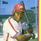 1989 Toys'R'Us Rookies #16 Ron Jones