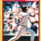 1989 Toys'R'Us Rookies #30 Pete Stanicek