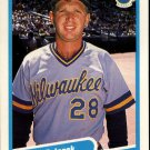 1990 Fleer 333 Jeff Peterek RC