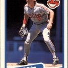 1990 Fleer 498 Pete O'Brien