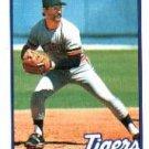 1989 Topps 342 Tom Brookens