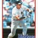 1989 Topps 584 Randy Velarde UER