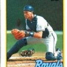 1989 Topps 702 Jamie Quirk