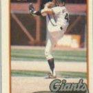 1989 Topps Traded #8T Steve Bedrosian