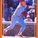 1988 Score Traded #45 Bob Dernier