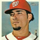 2013 Topps Heritage #46A Ian Desmond