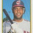 1990 Bowman 337 Sandy Alomar Jr.